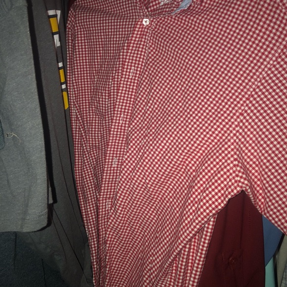 Gameday America Other - Red Plaid shirt